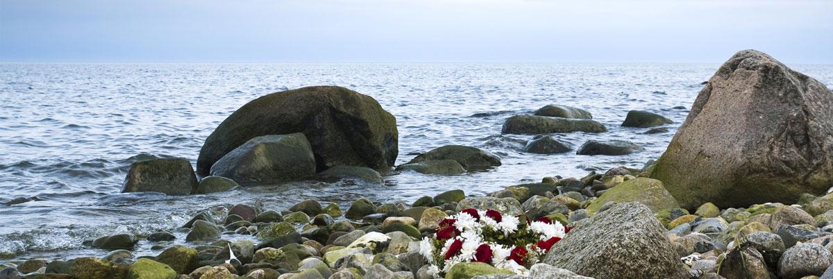 Seebestattungen für Menschen, die das Meer lieben